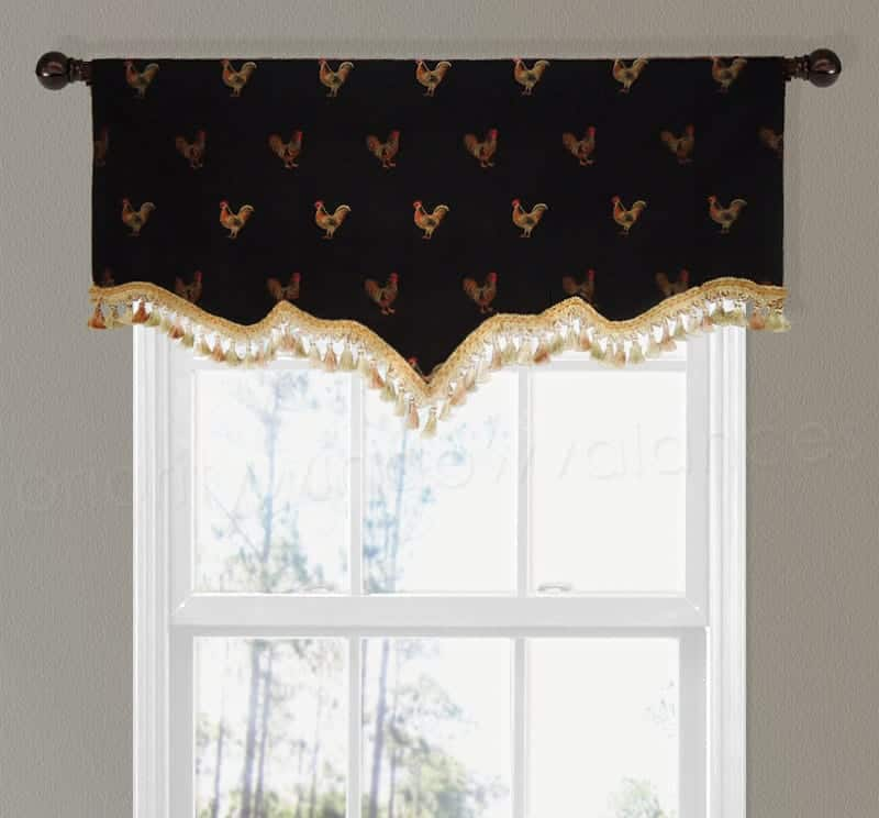 36 Shaped Window Valances To Inspire Your Own Design