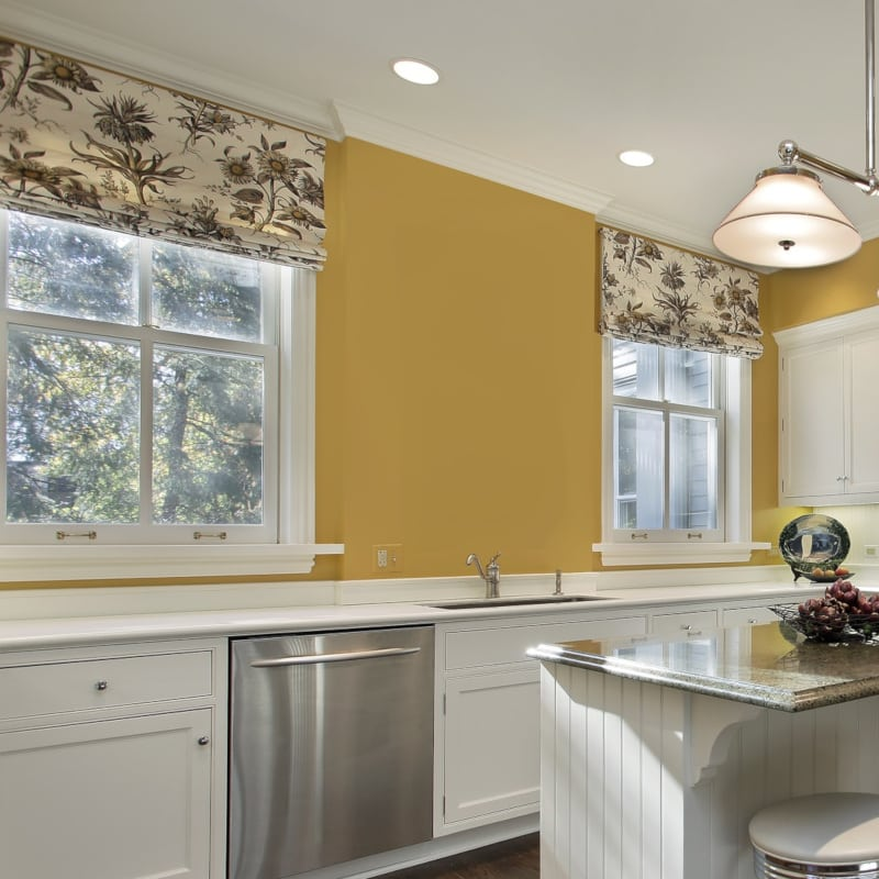 Valance Ideas For Kitchen Windows, Explained In Detail