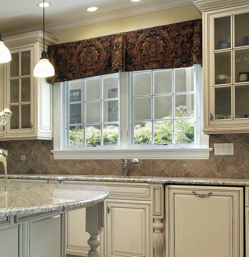 Valance Ideas For Kitchen Windows Explained In Detail