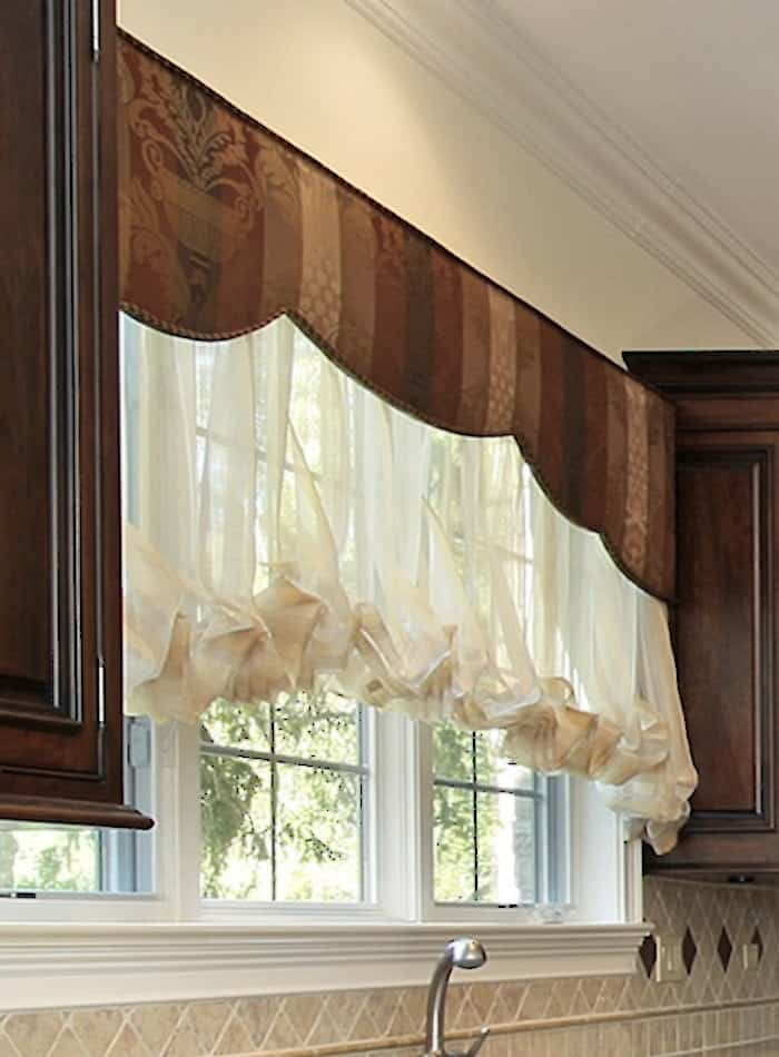 What Is A Real Cornice Valance