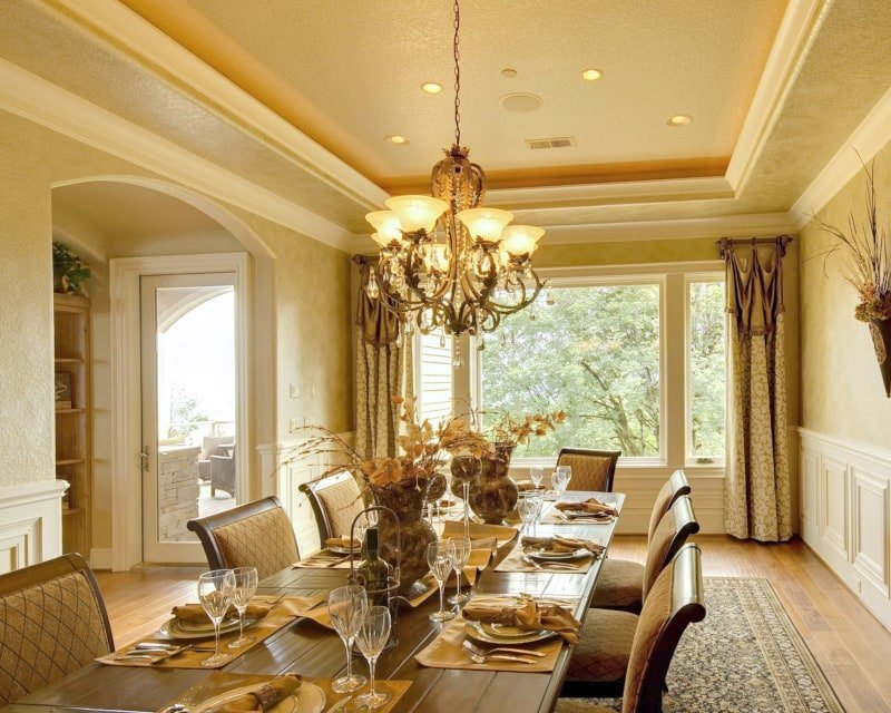 13 Window Treatment Ideas For Formal Dining Rooms