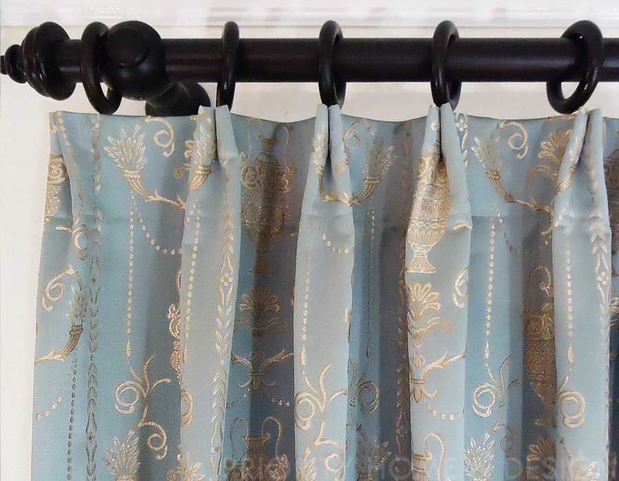 How Do Dry Rings Work Tips From A, How To Hang Curtains On Hooks And Rings