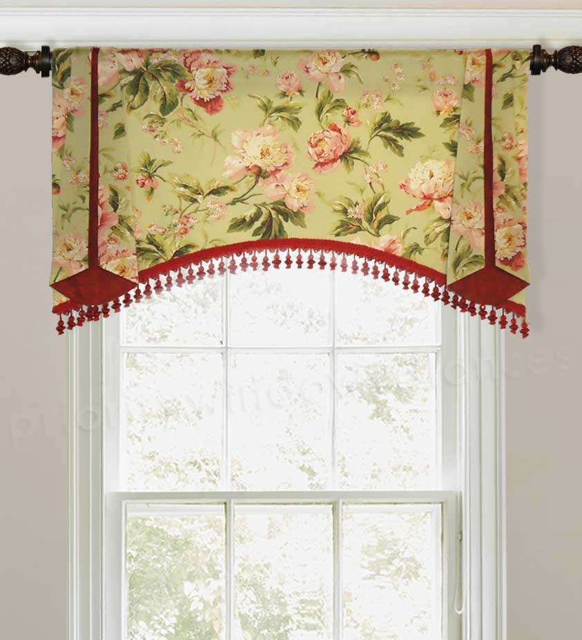 What Is A Tailored Valance