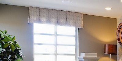 Home Office Valance