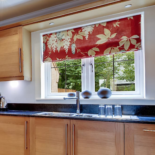 Multi Colored Valances - 16 Colorful Valance Ideas to Try